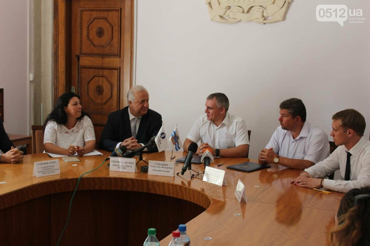 Николаев подписал предварительное соглашение с ЕБРР на покупку полсотни троллейбусов и модернизацию инфраструктуры (ФОТО), фото-1