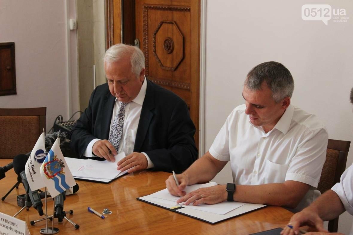 Николаев подписал предварительное соглашение с ЕБРР на покупку полсотни троллейбусов и модернизацию инфраструктуры (ФОТО), фото-2