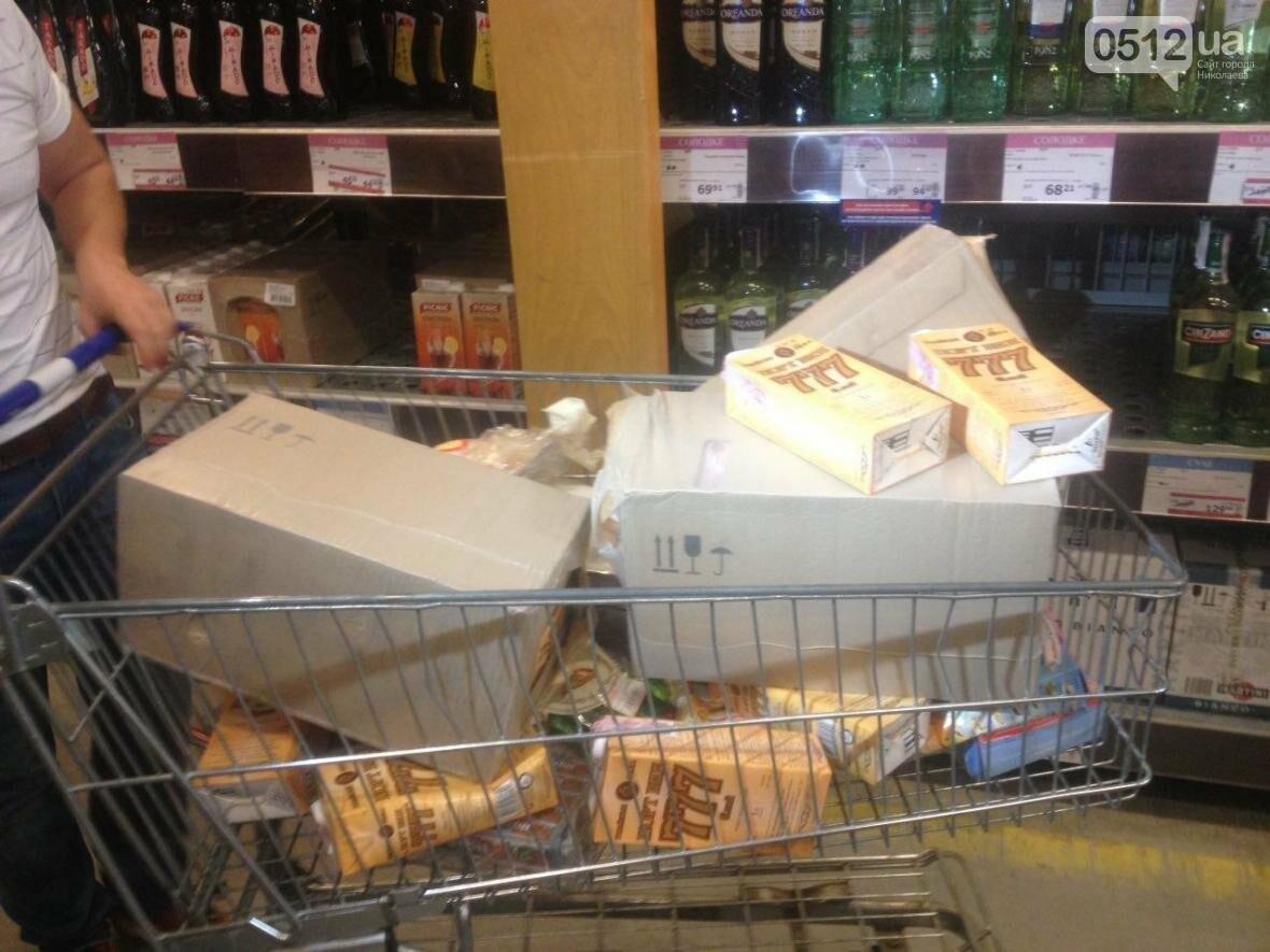 """""""Это просто ужас"""", - """"ревизор"""" со скандалом проверил николаевские супермаркеты и рынок (ФОТОРЕПОРТАЖ, ВИДЕО), фото-5"""