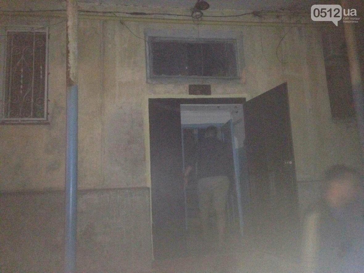 В Николаеве ночью горела проводка - жителей дома спас бдительный сосед (ФОТО) , фото-3