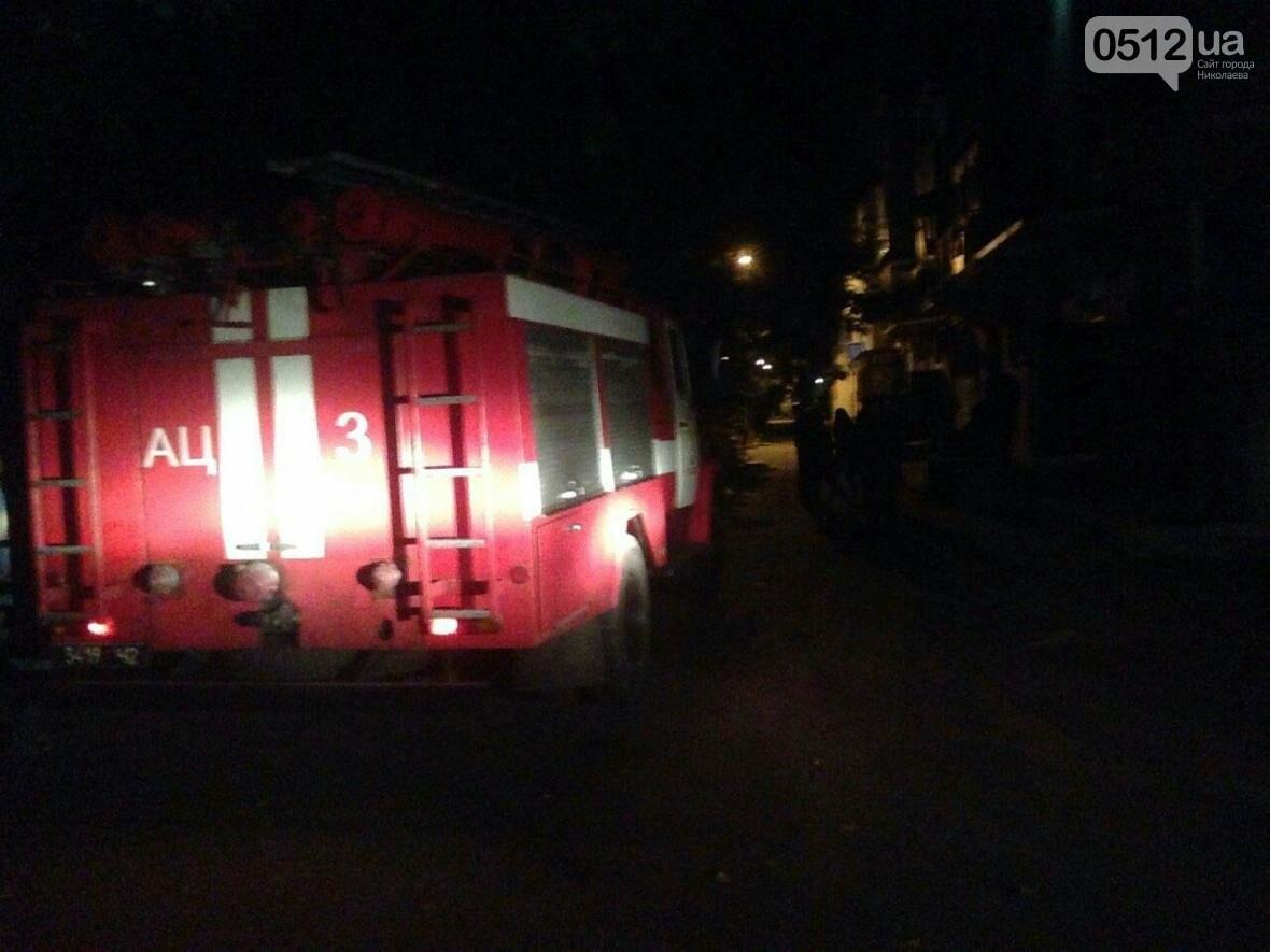 В Николаеве ночью горела проводка - жителей дома спас бдительный сосед (ФОТО) , фото-1