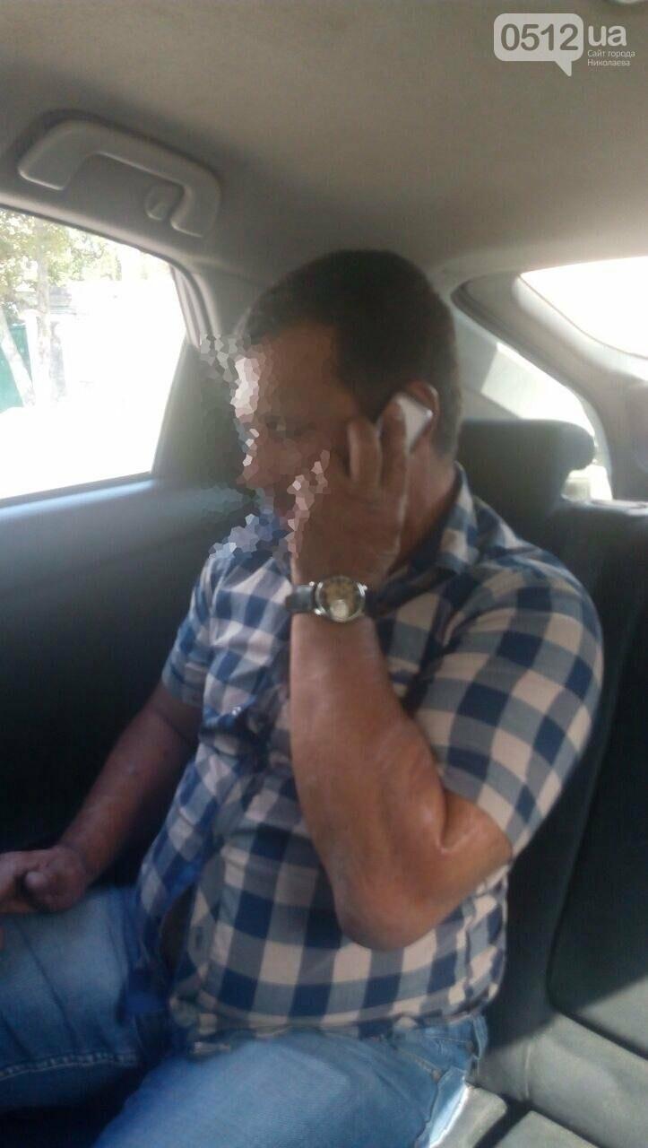 Николаевские патрульные задержали пьяного водителя без прав (ФОТО), фото-1