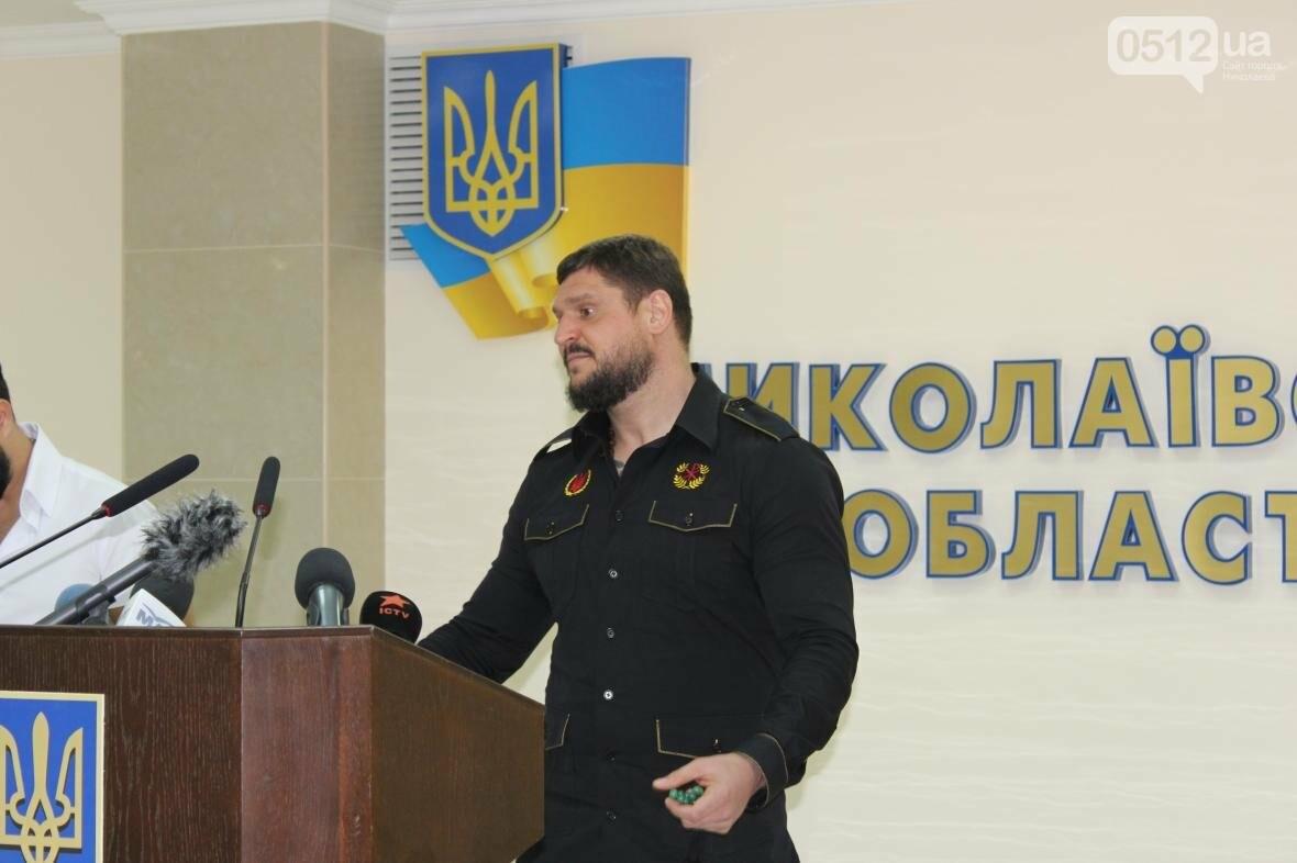 Сенкевич должен уйти в отставку и распустить горсовет, - губернатор Савченко (ФОТО), фото-2