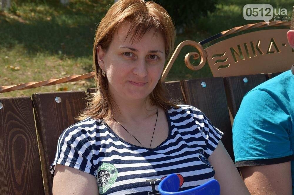 Меценаты оказали помощь Николаевскому военному госпиталю и облагородили зону отдыха, фото-2