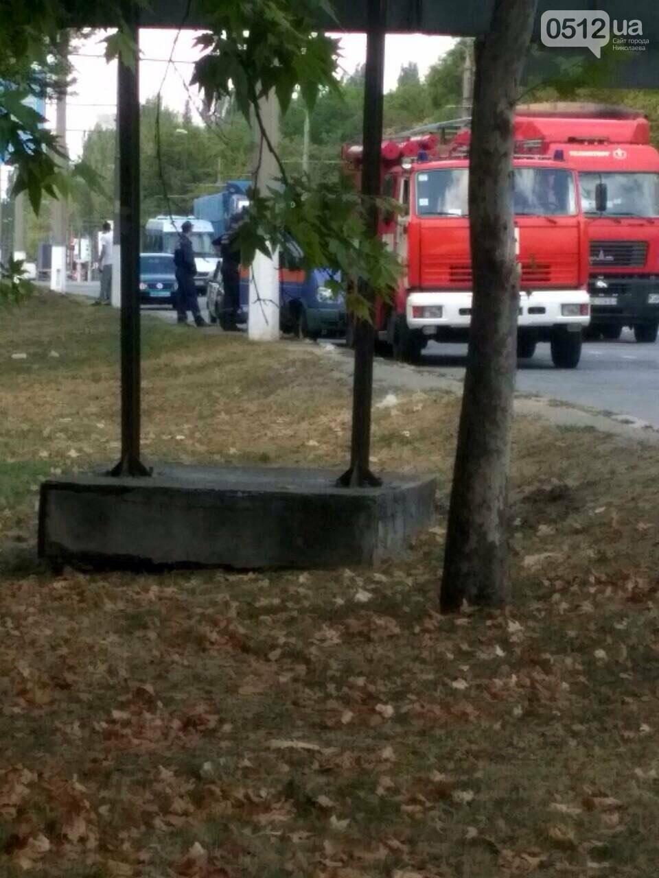 В Николаеве заминировали воинскую часть, - ФОТО, фото-1
