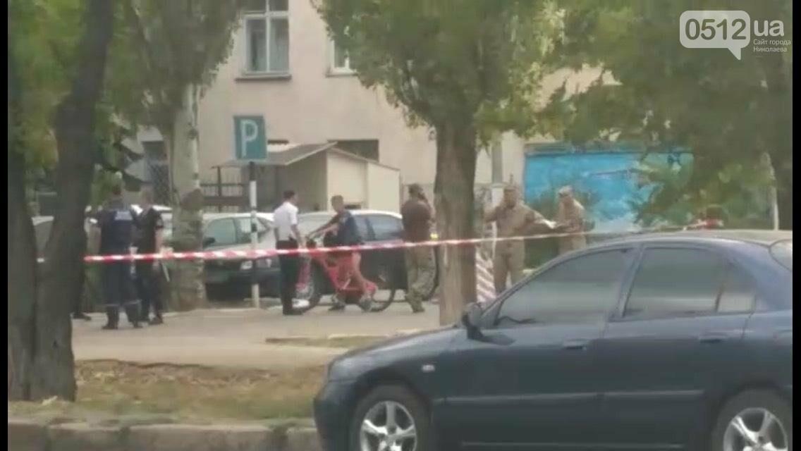 В Николаеве заминировали воинскую часть, - ФОТО, фото-6