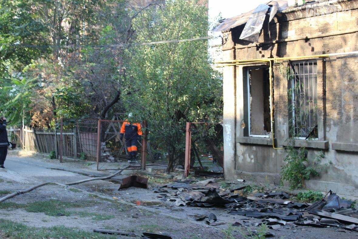 Полиция возбудила дело по факту взрыва дома на Севастопольской  , фото-1