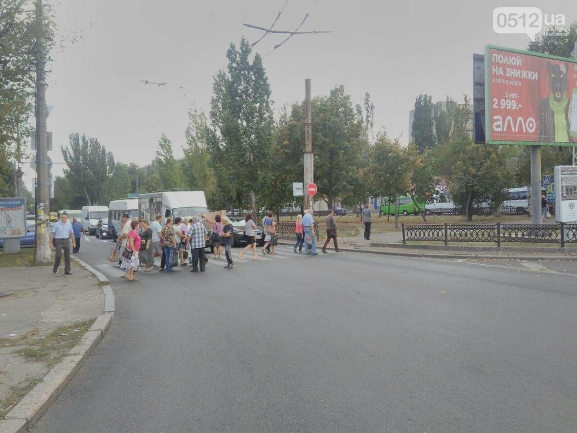 Движение на проспекте Центральном парализовано: сотня митингующих перекрыла Пушкинское кольцо, - ФОТО , фото-11