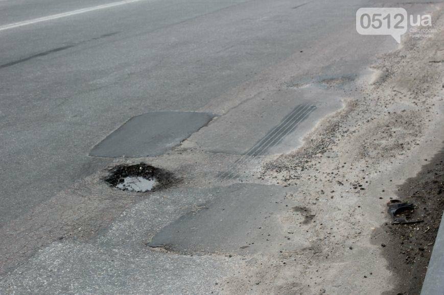 Вниманию водителей: движение по Ингульскому мосту в Николаеве временно ограничено , фото-3