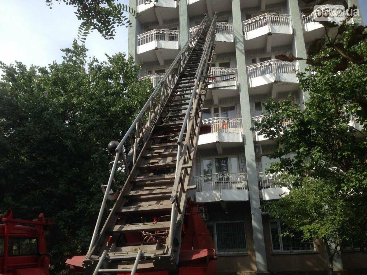 """В Николаеве спасатели эвакуировали людей с 5 этажа санатория """"Ингул"""", - ФОТО , фото-12"""