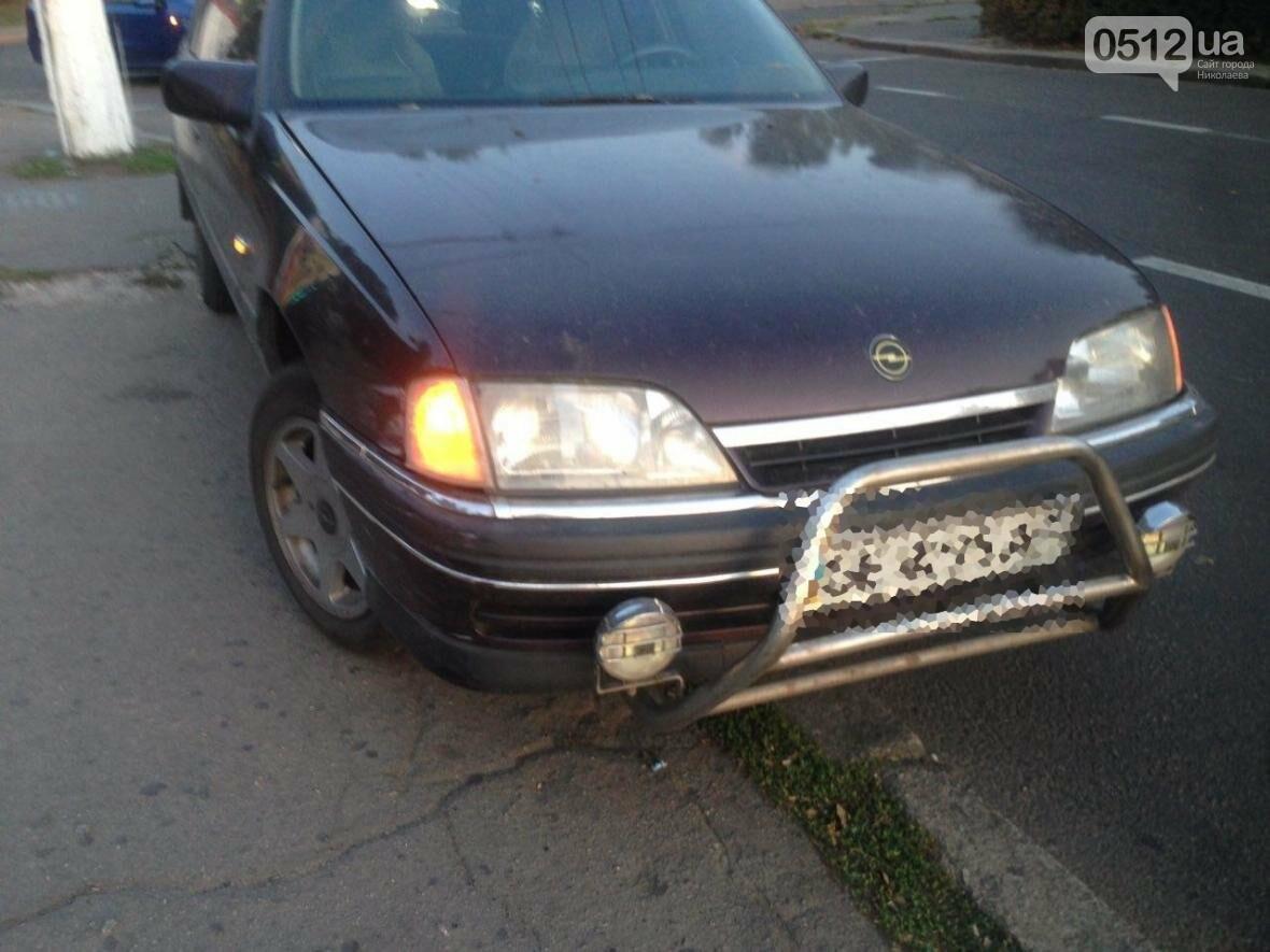 """ДТП в центре Николаева: Opel """"влетел"""" в Peugeot, - ФОТО , фото-10"""