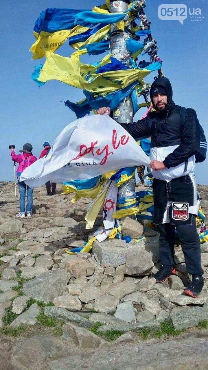200 молодых николаевцев покорили Говерлу и установили рекорд Украины (ФОТО), фото-6