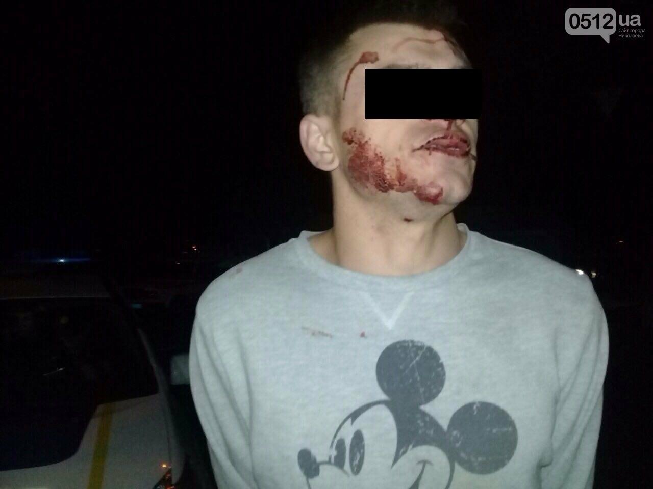 Погоня со стрельбой в Николаеве: патрульные задержали группу нетрезвых молодых людей (ФОТО), фото-6