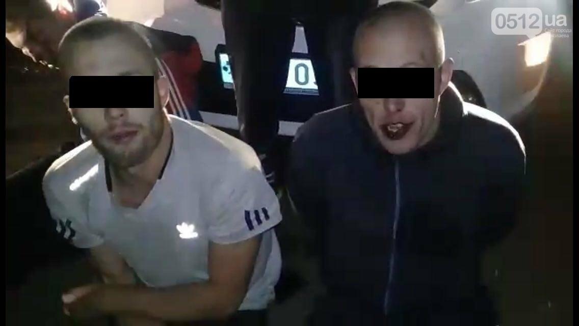 Погоня со стрельбой в Николаеве: патрульные задержали группу нетрезвых молодых людей (ФОТО), фото-3