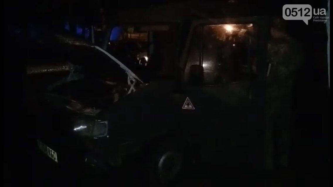 Погоня со стрельбой в Николаеве: патрульные задержали группу нетрезвых молодых людей (ФОТО), фото-8