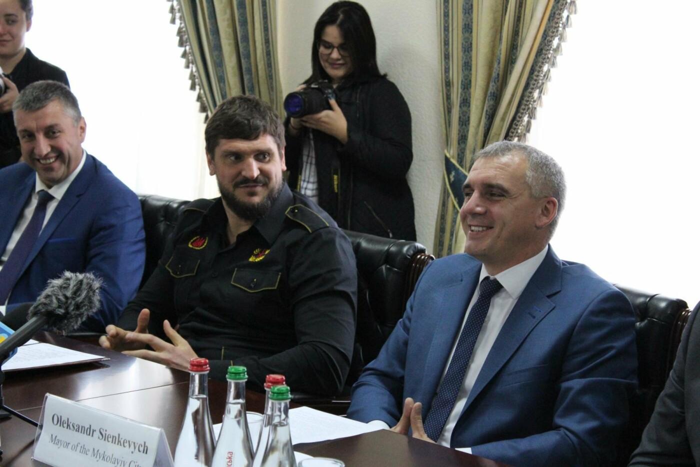Иностранная компания планирует построить в Николаеве инновационный мусороперерабатывающий завод , фото-13