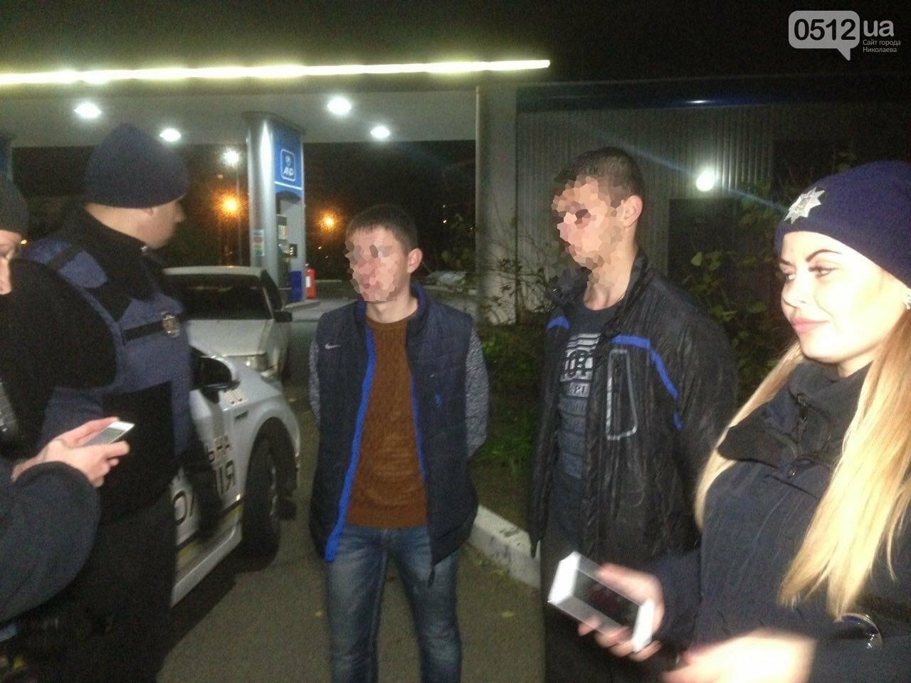 Ночью в Николаеве трое мужчин напали и ограбили снимавшего сюжет журналиста (ФОТО, ВИДЕО), фото-3