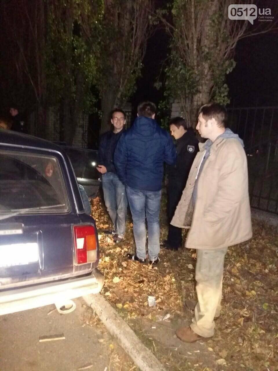 Ночью в Николаеве трое мужчин напали и ограбили снимавшего сюжет журналиста (ФОТО, ВИДЕО), фото-10