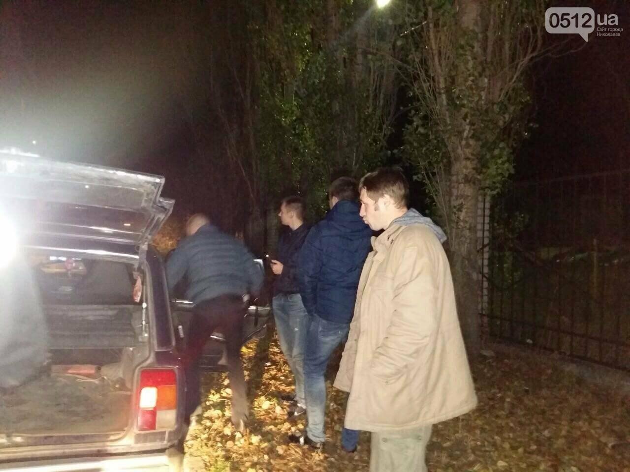 Ночью в Николаеве трое мужчин напали и ограбили снимавшего сюжет журналиста (ФОТО, ВИДЕО), фото-12