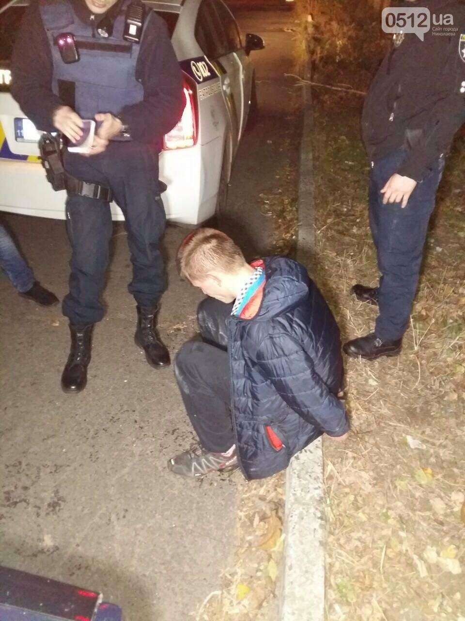 Ночью в Николаеве трое мужчин напали и ограбили снимавшего сюжет журналиста (ФОТО, ВИДЕО), фото-7