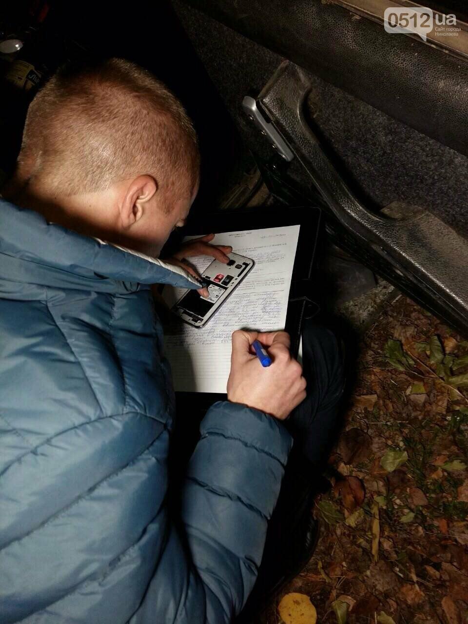 Ночью в Николаеве трое мужчин напали и ограбили снимавшего сюжет журналиста (ФОТО, ВИДЕО), фото-8