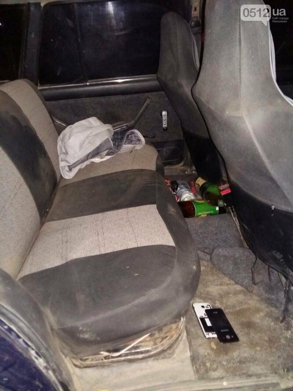 Ночью в Николаеве трое мужчин напали и ограбили снимавшего сюжет журналиста (ФОТО, ВИДЕО), фото-6