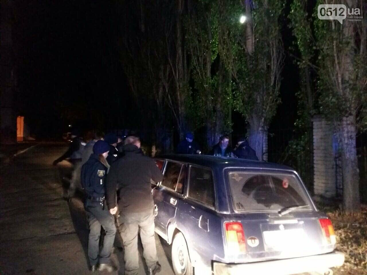 Ночью в Николаеве трое мужчин напали и ограбили снимавшего сюжет журналиста (ФОТО, ВИДЕО), фото-5