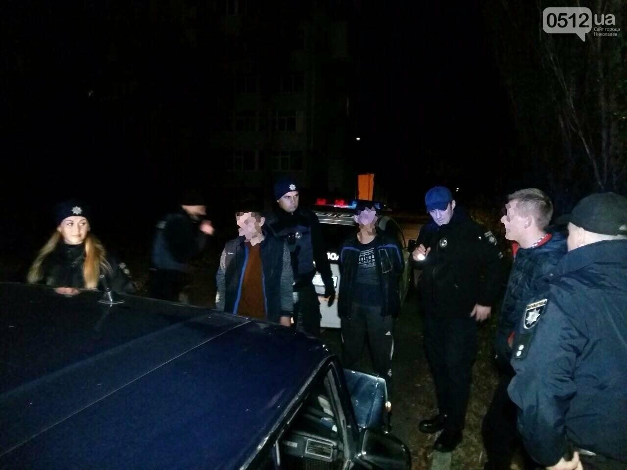 Ночью в Николаеве трое мужчин напали и ограбили снимавшего сюжет журналиста (ФОТО, ВИДЕО), фото-2