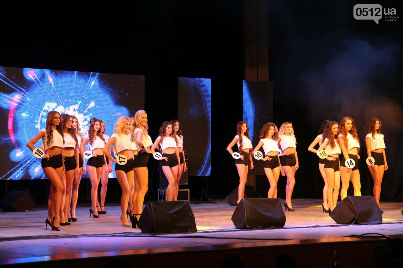 В Николаеве на конкурсе «Miss Top model Ukraine» выбрали самую красивую модель в Украине, - ФОТО, фото-8
