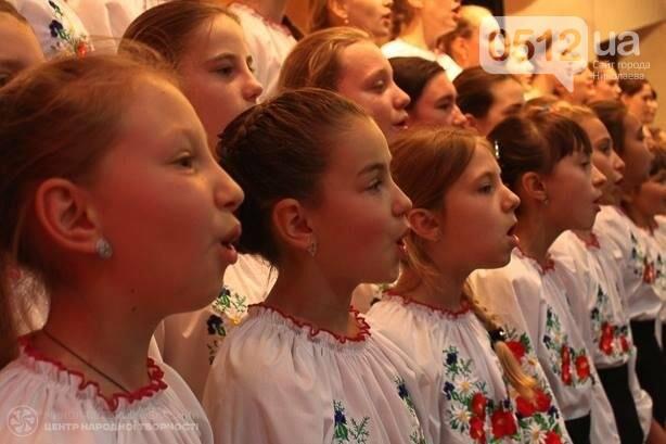 На конкурсе «Барвінковий спів» определили лучшие детские вокальные коллективы Николаевщины , фото-2