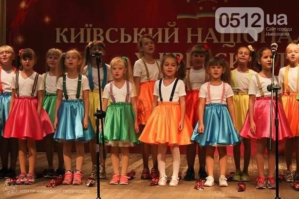 На конкурсе «Барвінковий спів» определили лучшие детские вокальные коллективы Николаевщины , фото-4