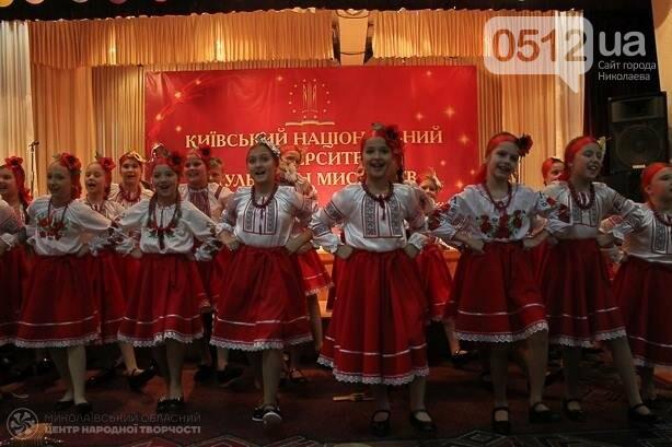 На конкурсе «Барвінковий спів» определили лучшие детские вокальные коллективы Николаевщины , фото-1