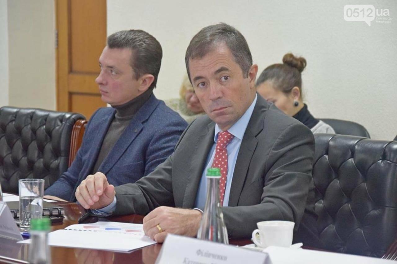 Американская компания заинтересовалась строительством крупного завода на Николаевщине, фото-1