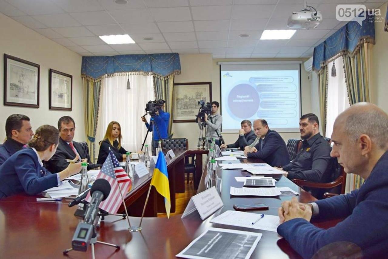 Американская компания заинтересовалась строительством крупного завода на Николаевщине, фото-5