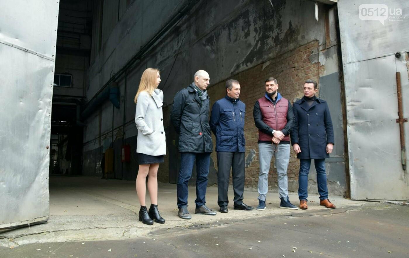 Крупный американский инвестор может создать 2-3 тысячи рабочих мест в Николаеве, - Савченко, фото-4