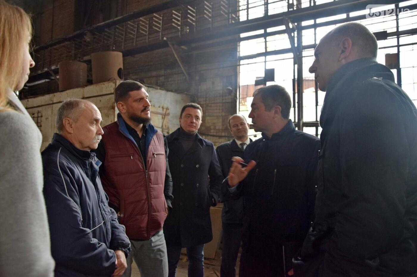 Крупный американский инвестор может создать 2-3 тысячи рабочих мест в Николаеве, - Савченко, фото-2