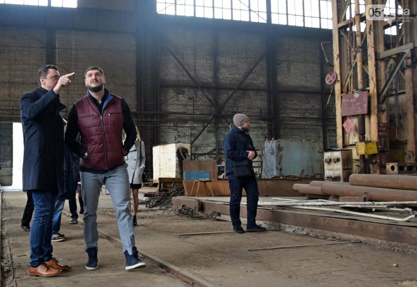 Крупный американский инвестор может создать 2-3 тысячи рабочих мест в Николаеве, - Савченко, фото-1