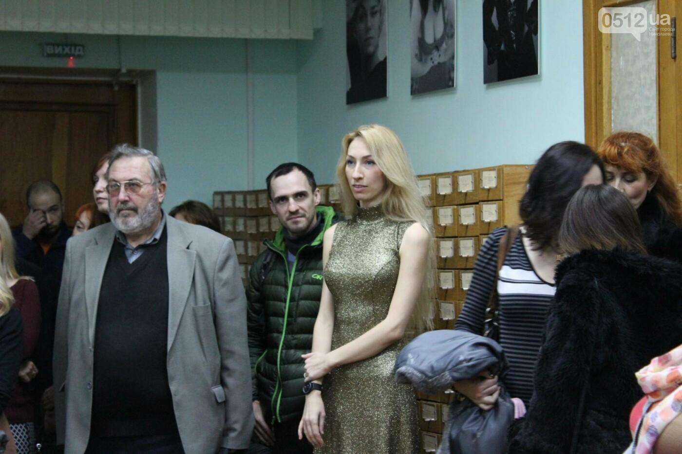 Николаевский фотограф Слава Поседай представила новую выставку «12+1» (ФОТО), фото-14