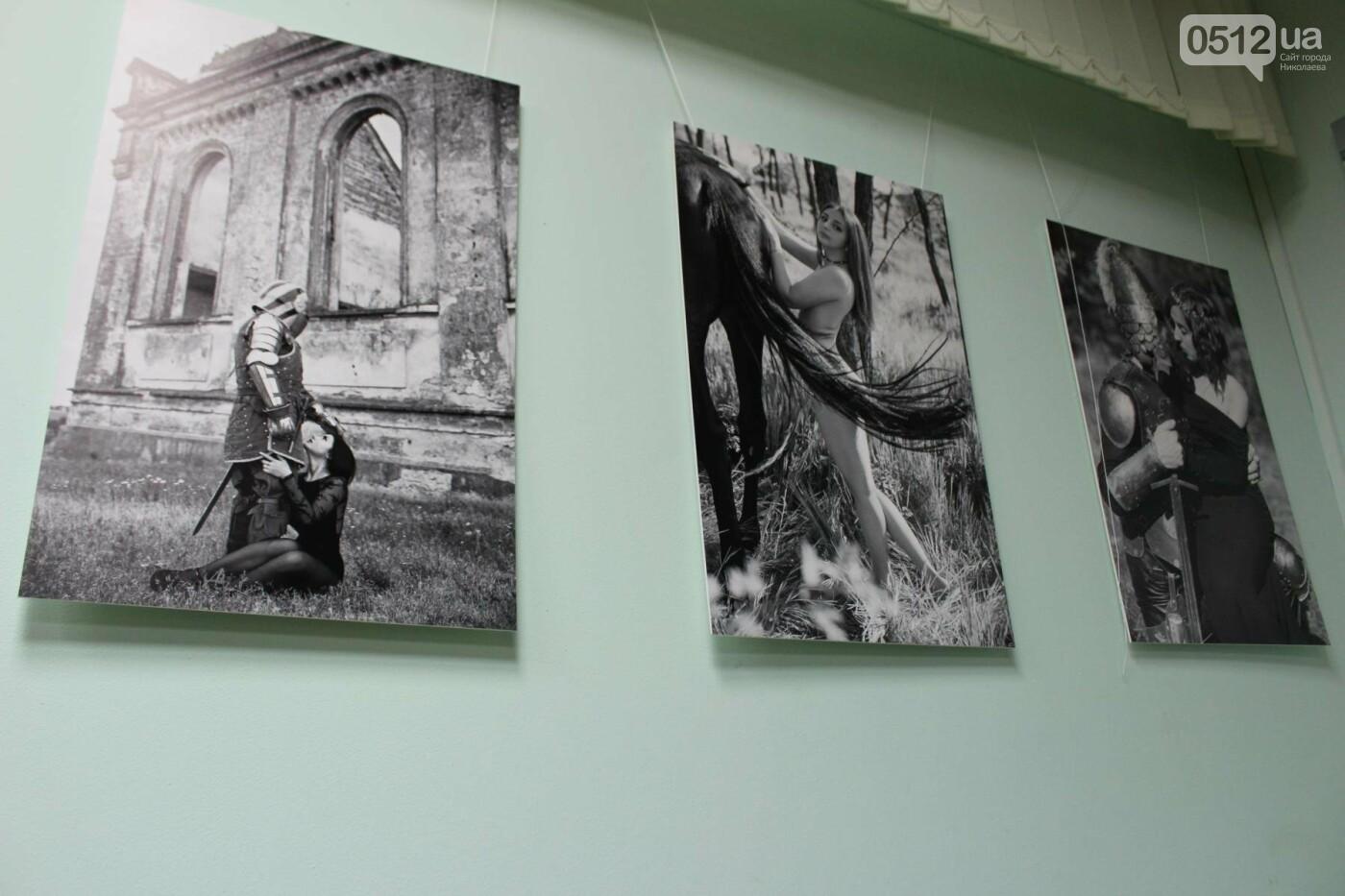 Николаевский фотограф Слава Поседай представила новую выставку «12+1» (ФОТО), фото-11