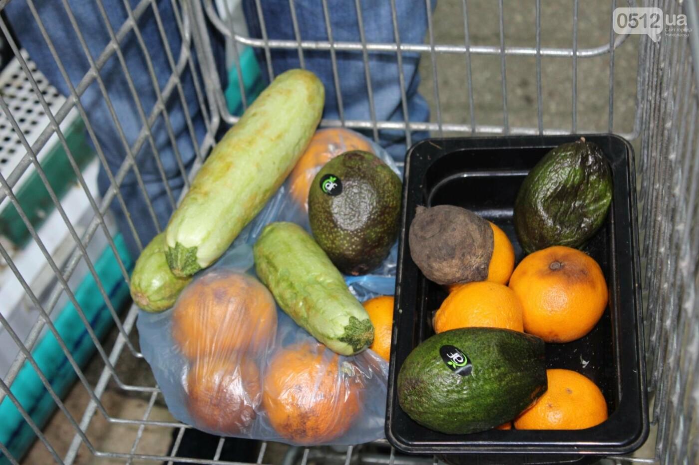 Проверка в супермаркетах: как николаевцам подсовывают испорченный товар (ФОТОРЕПОРТАЖ, ВИДЕО), фото-2