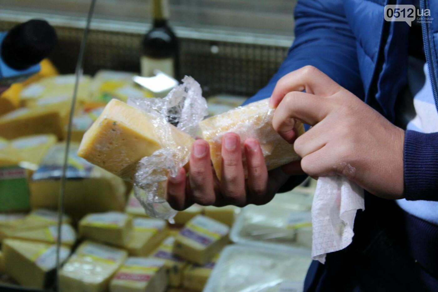 Проверка в супермаркетах: как николаевцам подсовывают испорченный товар (ФОТОРЕПОРТАЖ, ВИДЕО), фото-4