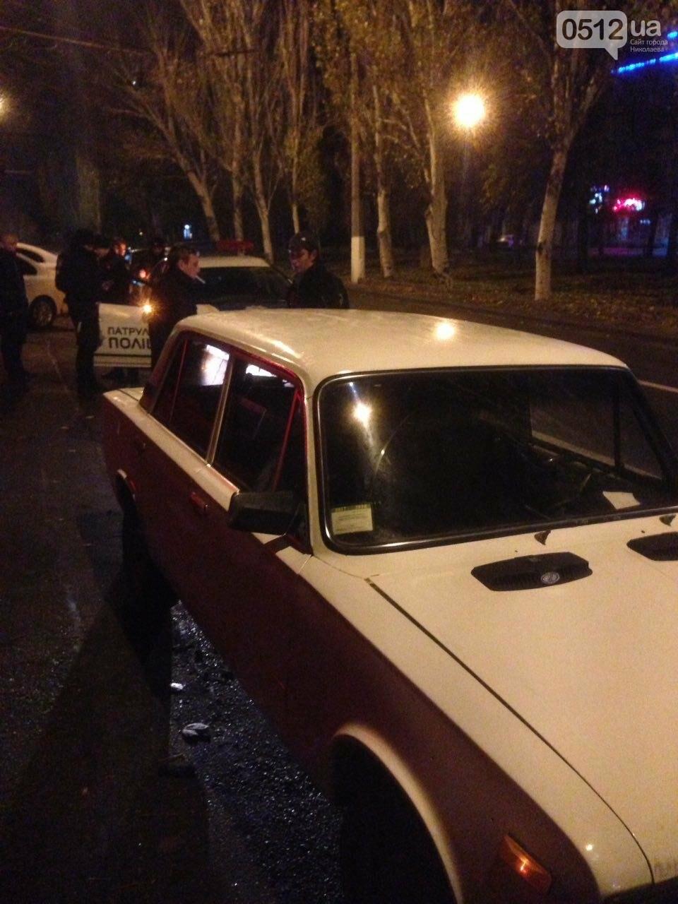 Патрульные продолжают ловить пьяных водителей на улицах Николаева (ФОТО), фото-3