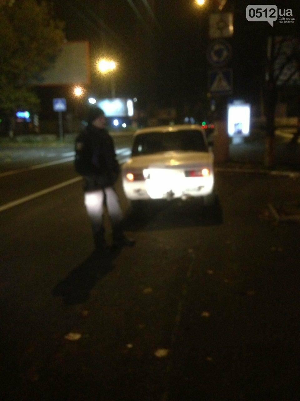 Патрульные продолжают ловить пьяных водителей на улицах Николаева (ФОТО), фото-1
