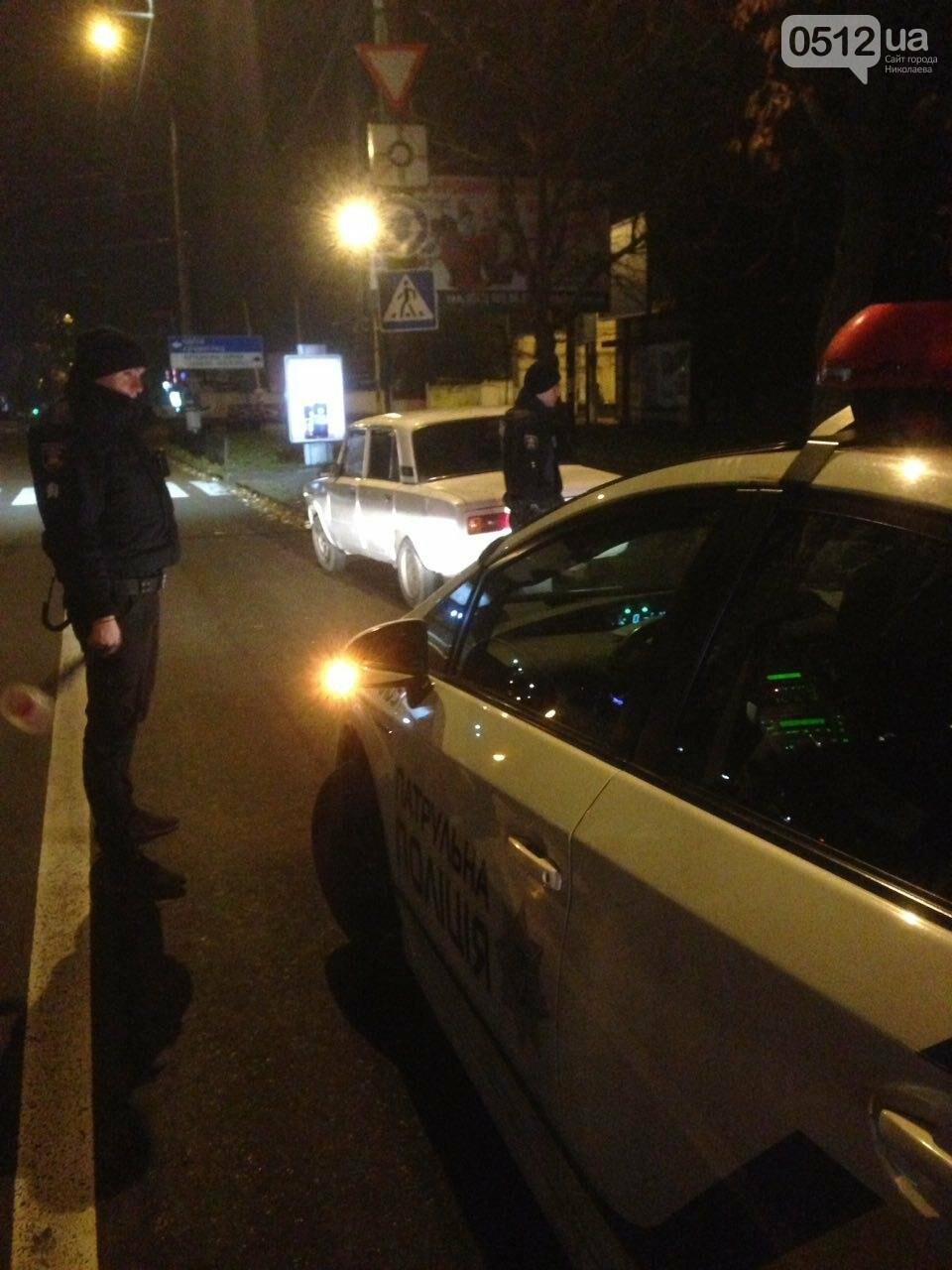 Патрульные продолжают ловить пьяных водителей на улицах Николаева (ФОТО), фото-2