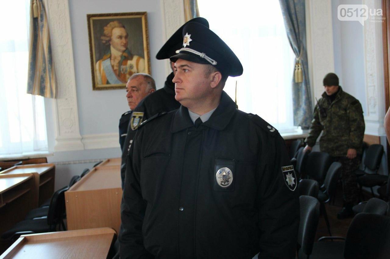В Николаеве на сессии горсовета активисты подрались с полицией, - ФОТО, фото-4