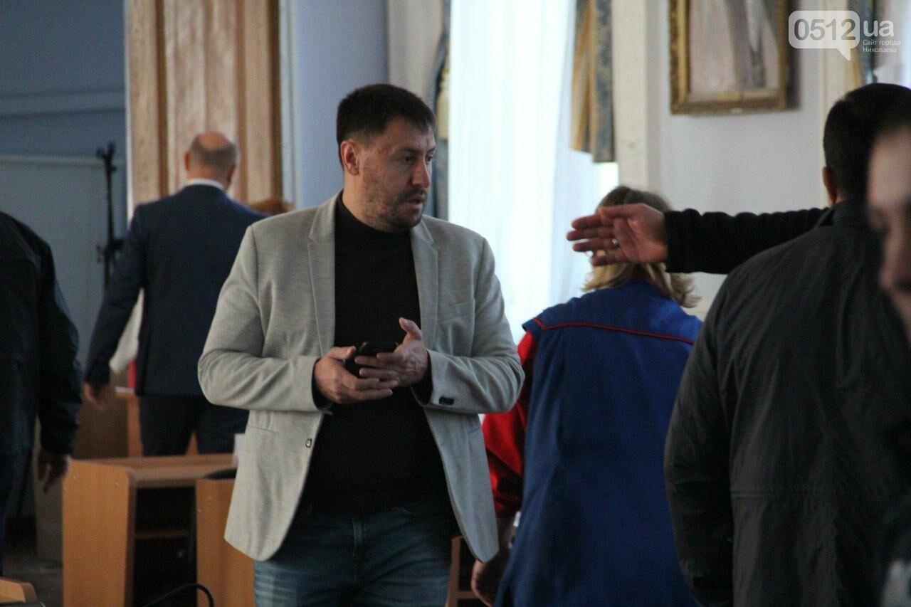 В Николаеве на сессии горсовета активисты подрались с полицией, - ФОТО, фото-5