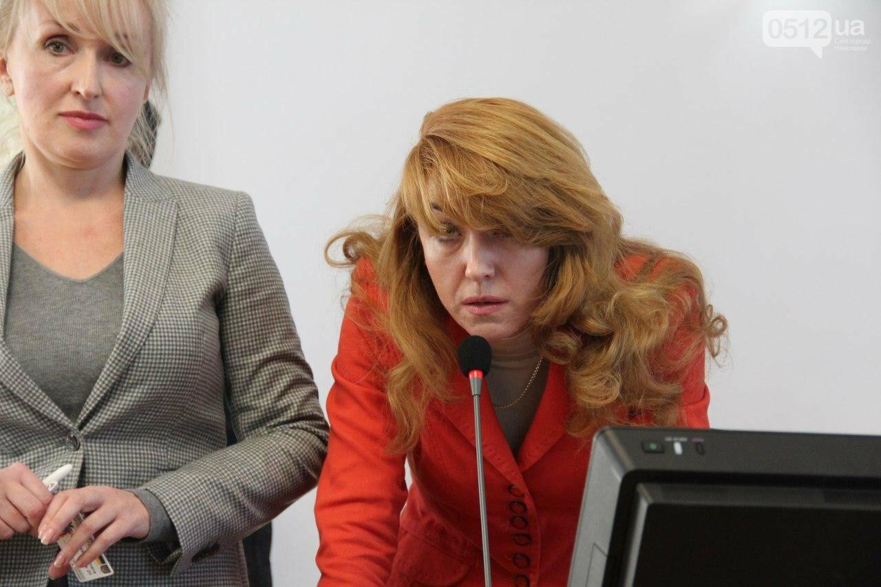 В Николаеве на сессии горсовета активисты подрались с полицией, - ФОТО, фото-8