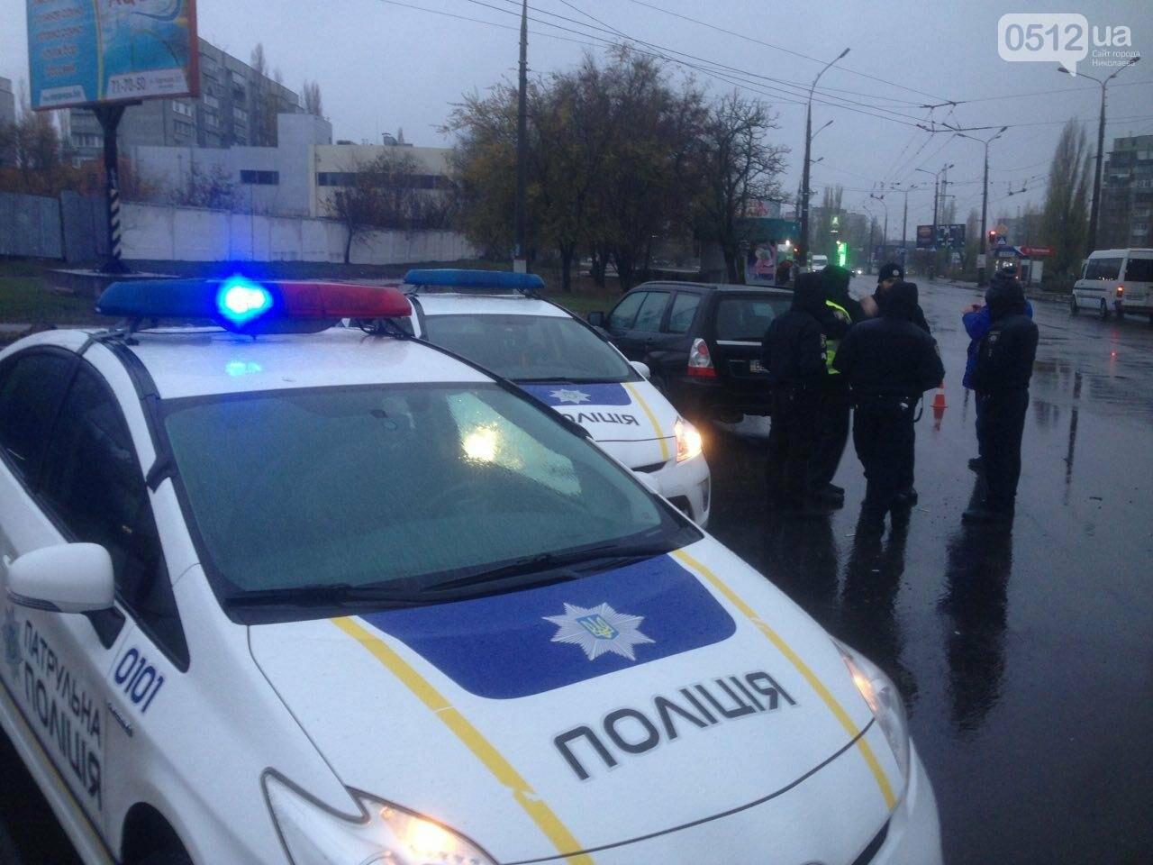 Возле спортшколы Надежда в Николаеве столкнулись Toyota и Subaru, - ФОТО , фото-3
