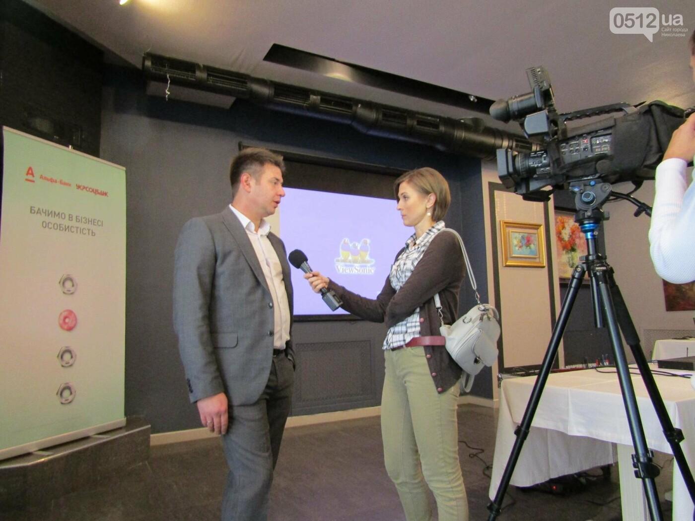 Alfa Business Hub объединяет николаевских бизнесменов, фото-7