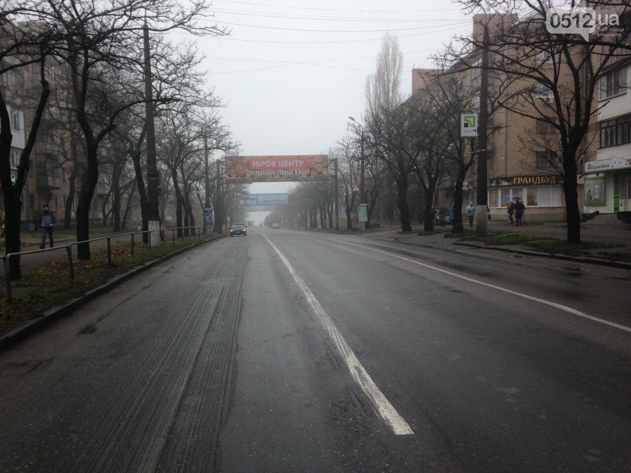 В Николаеве работники бывшего завода 61 коммунара перекрыли Варваровский мост, ВИДЕО, фото-3